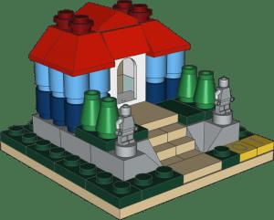 Beispiel-Bauwerk (Fantasie-Produkt)