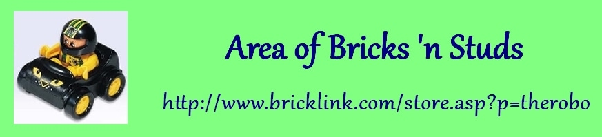 Area of Bricks'n'Studs