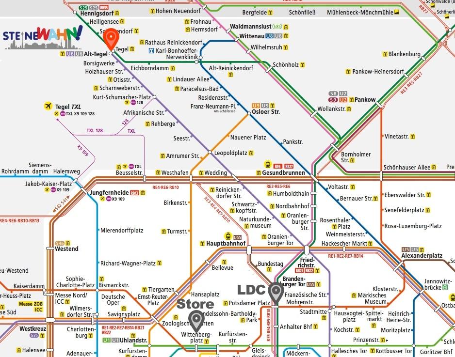 BVG-Karte