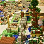 Minecraft Bau-Aktion