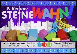 9. Berliner SteineWAHN!